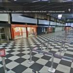 Mapa interno do aeroporto