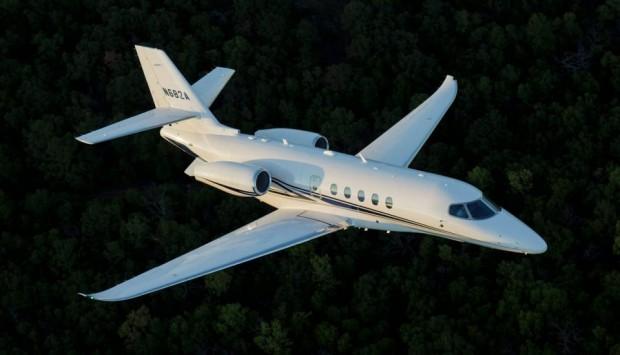 O Cessna Latitude pode voar com até 15 passageiros e custa cerca de US$ 16 milhões / Divulgação