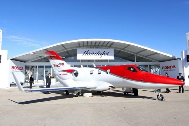 O HondaJet já acumula mais de 100 pedidos pelo mundo / Divulgação/Honda Aircraft Company
