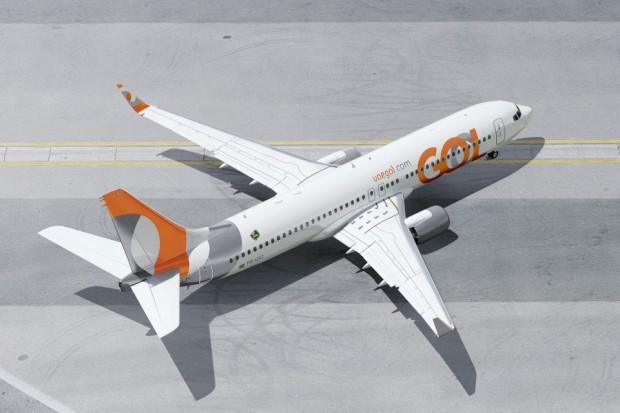 O plano da transportadora é instalar esse sistema em todas as 122 aeronaves de sua frota, no período de dois anos